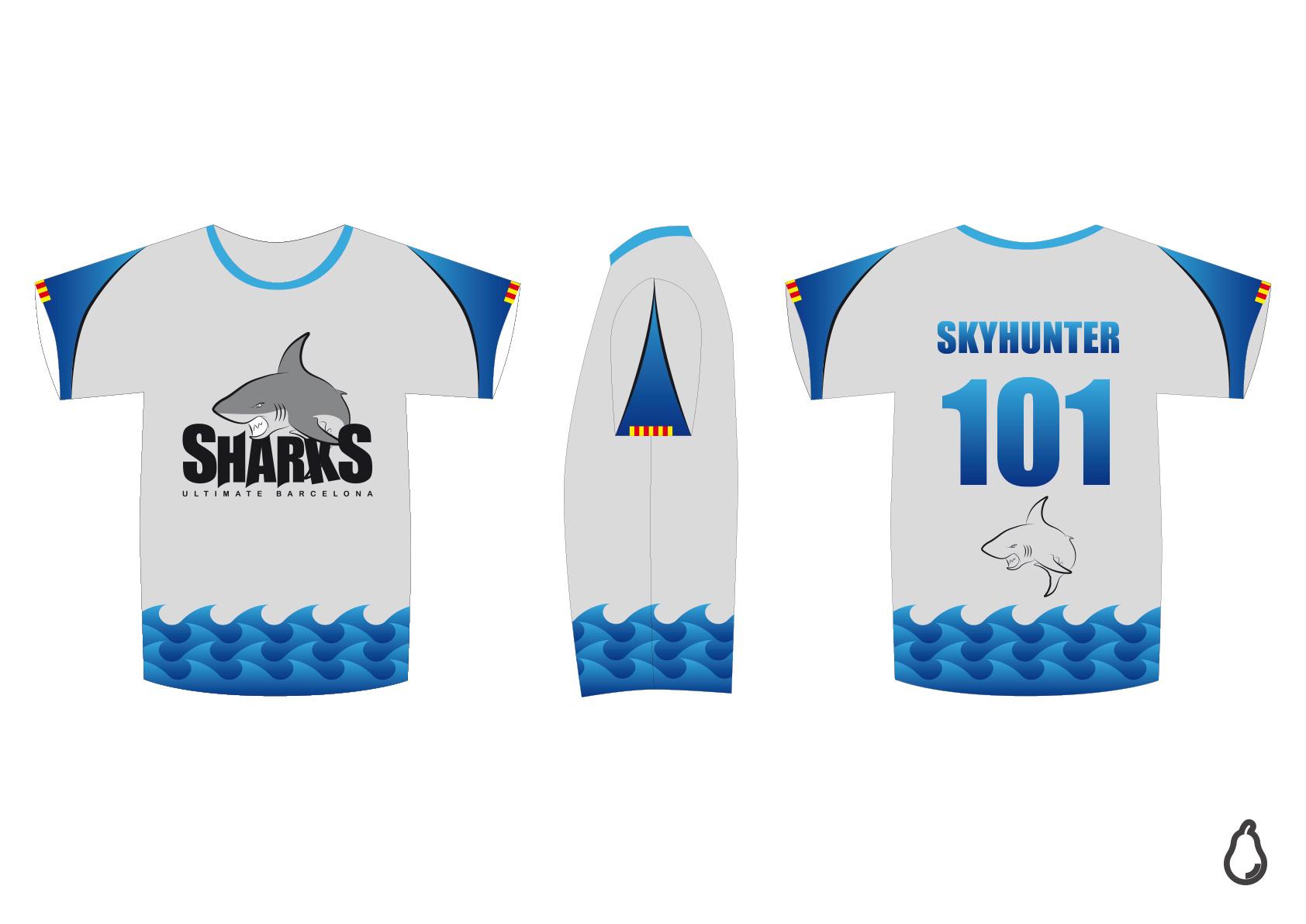 Equipació-SHARK
