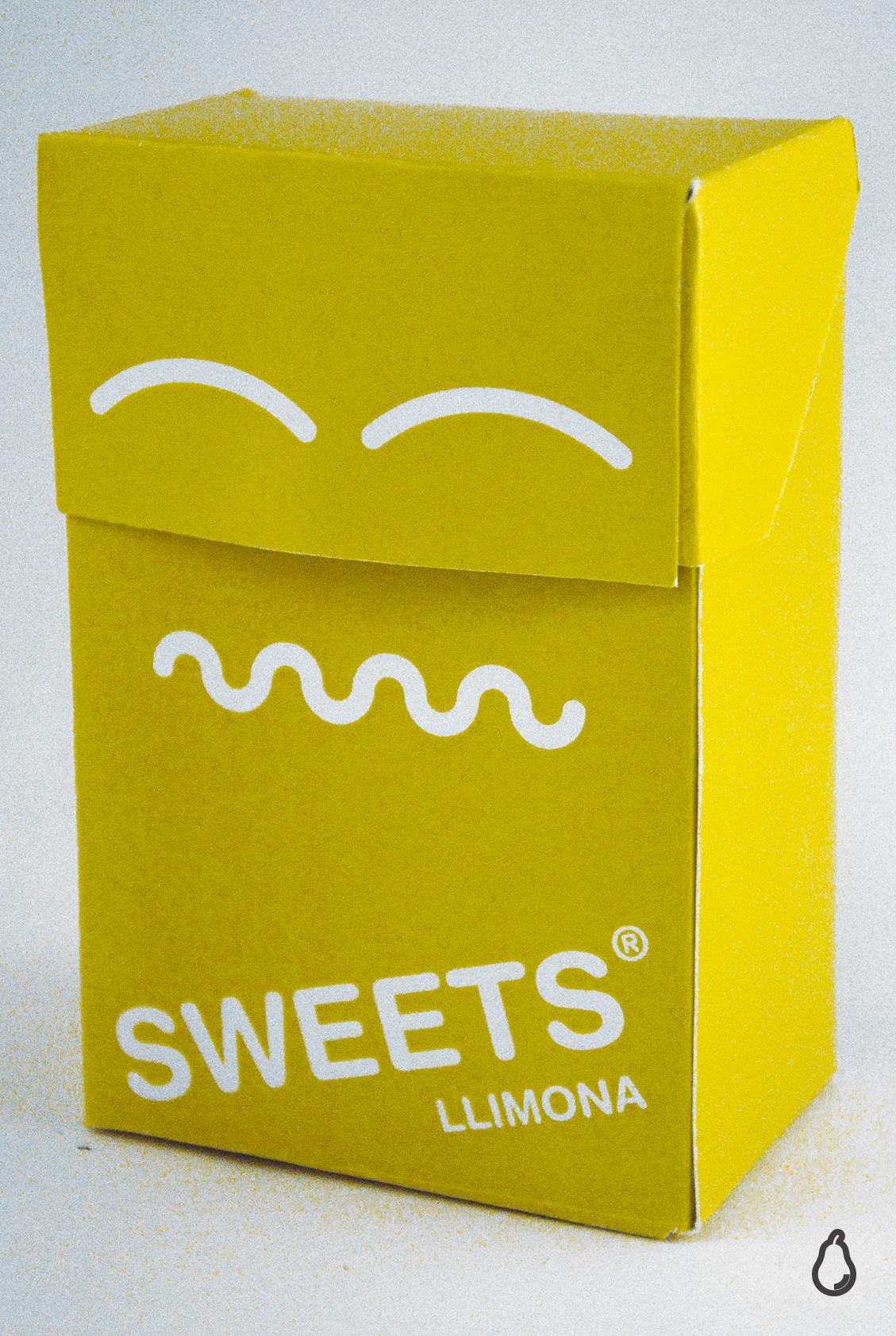 Sweets---llimona